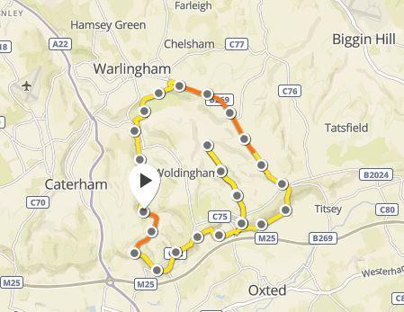 woldingham-map