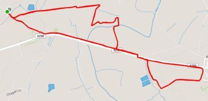 MC2017 route