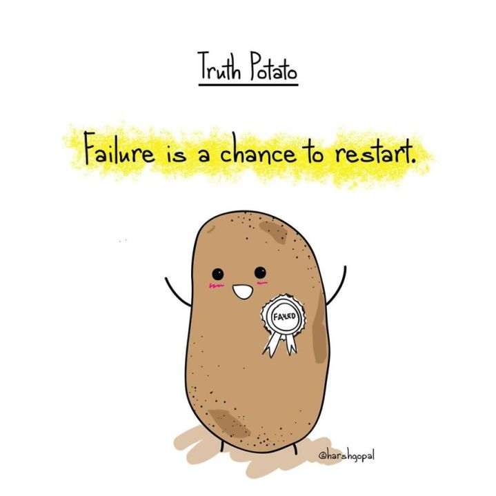 truth potato failure